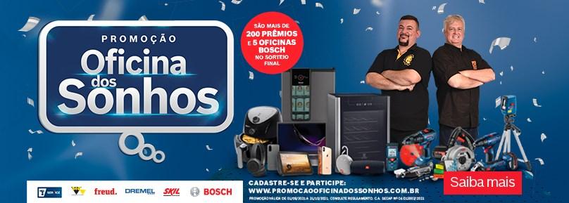Bosch Oficina dos Sonhos