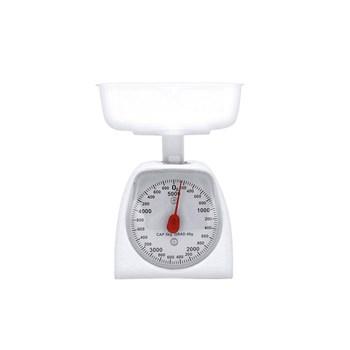 Balança De Cozinha Plástica Cores Até 5Kg Bestfer