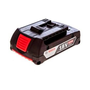 Bateria de Íons de Lítio GBA 18V 2,0Ah Bosch