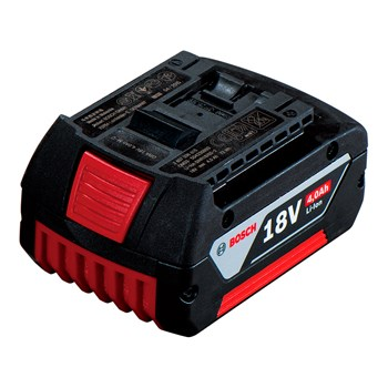 Bateria de Íons de Lítio GBA 18V 4,0Ah Bosch