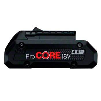 Bateria de Íons de Lítio ProCORE 18V 4,0Ah Bosch