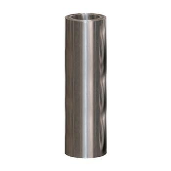 Bobina Aluminío 0,40mm 100cm Rolo com 25m CNA