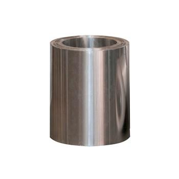 Bobina Aluminío 0,40mm 40cm Rolo com 25m CNA