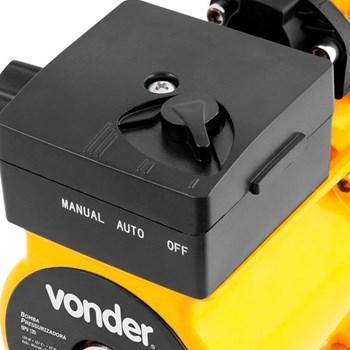 Bomba Pressurizadora BPV120 1/3cv 1600L Vonder 110v