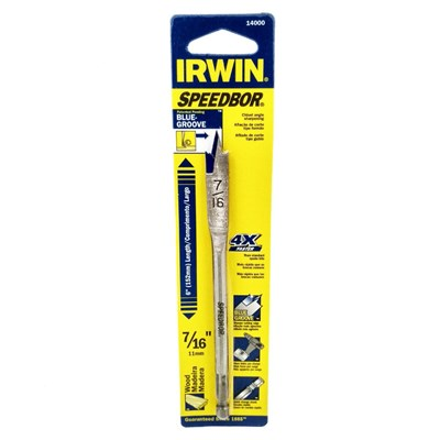 "Broca Chata 7/16"" 11.11mm Irwin"