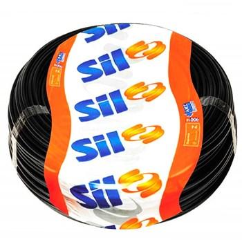 Cabo Fio PP 2x4,00mm 550v 100m SILFLEX Preto SIL