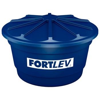 Caixa D'água Reservatório Vertical Polietileno 500L Fortlev