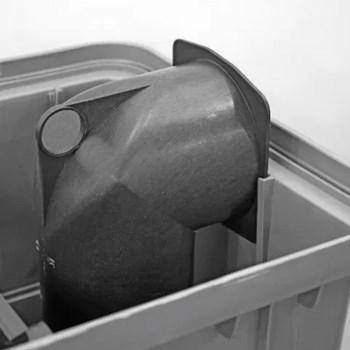 Caixa De Gordura Cinza 52 Litros 52x33x51mm Roma