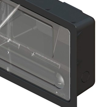 Caixa Disjuntor Polifasico LIGHT CDJ3 7060 Taf