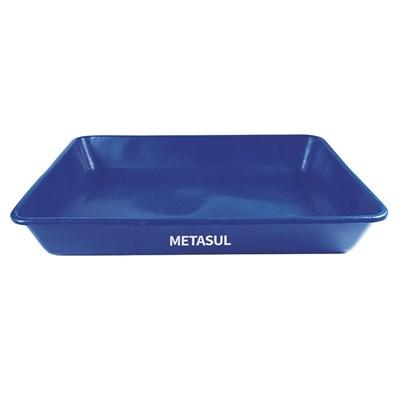 Caixa para Massa Retangular 25x155x115cm 350 Litros Metasul