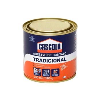 Cascola Adesivo de Contato Tradicional 230ml - 195g