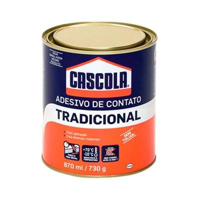 Cascola Adesivo de Contato Tradicional 730g - 870ml