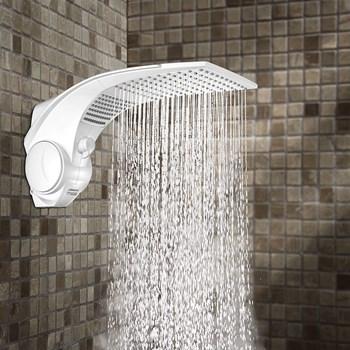 Chuveiro Ducha Lorenzetti Duo Shower Quadra 7500w 220v