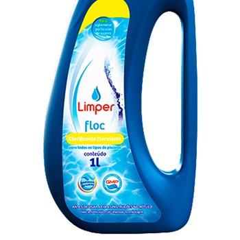 Clarificante Floculante 1L Limper Atcllor