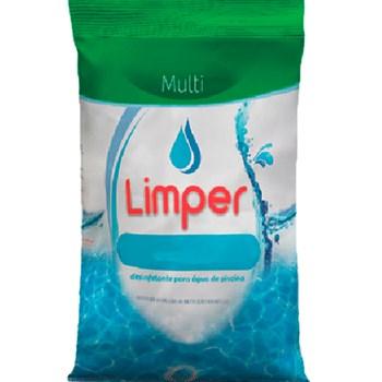 Cloro Granulado Saco 1kg Limper Atcllor
