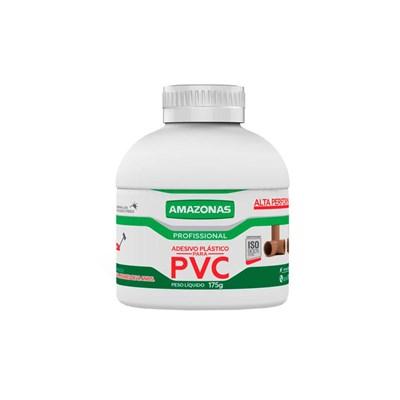 Cola Adesivo para PVC com Pincel 175g Amazonas