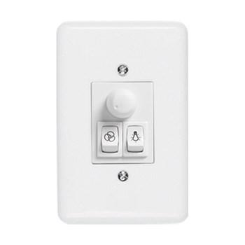 Controle para Ventilador e Lâmpada Bivolt Stylus Ilumi