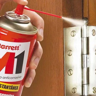 Desengripante Spray Anticorrosivo M1215 300ml Starrett