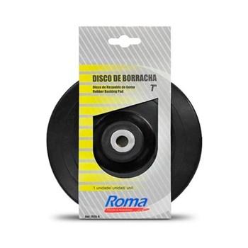 """Disco De Borracha 7"""" ROMA"""