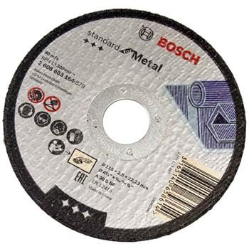 Disco de Corte Metal/Inox STD 1151x1,0mm Bosch