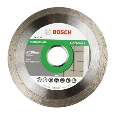 Disco Diamantado Bosch Liso 105mm