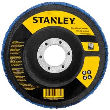 Disco Flap 4.1/2'' Grão 60 Stanley