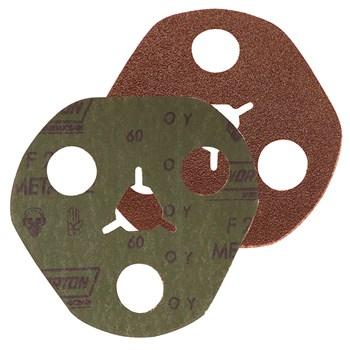 """Disco Lixa Metal - Grão 36 (115 x 22mm) 4.1/2"""" Norton Cx /10"""