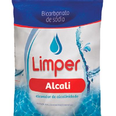 Elevador de Alcalinidade 2kg Limper Atcllor