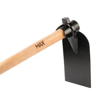 Enxadão Estreito 10cm x 27cm Sem Cabo Max