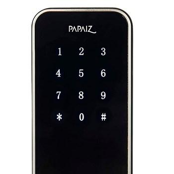 Fechadura Eletrônica SmartLock Embutir PR Dir Sl100 Papaiz