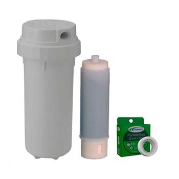 Filtro Aqualar AP230 c/ Refil e Veda Rosca