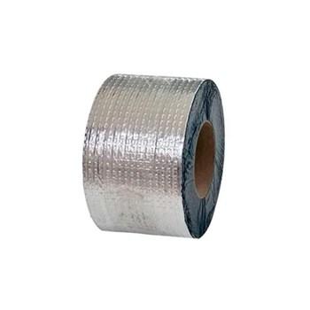 Fita Manta de Aluminio Asfáltica 10cmx10m Texsa