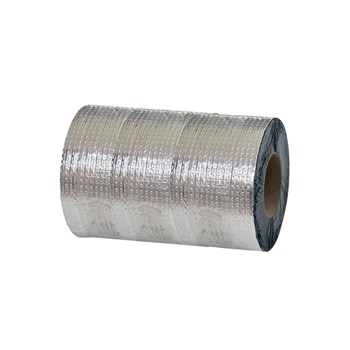 Fita Manta de Aluminio Asfáltica 45cmx10m Texsa
