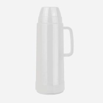 Garrafa Térmica 1 Litro Prática USE Branca Mor