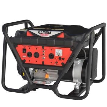 Gerador Energia a Gasolina 5500V Bivolt 5000W GE3465BR Gamma