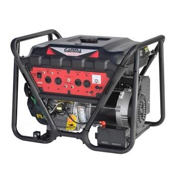 Gerador Energia a Gasolina 6500V Bivolt 5500W GE3466BR Gamma
