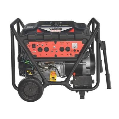 Gerador Energia a Gasolina 7500VE Bivolt 6500W GE3467BR Gamma