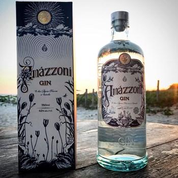 Gin Artesanal Clássico Amázzoni 750ml