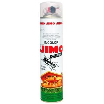 Inseticida Aerossol para Cupim 400ml Incolor Jimo