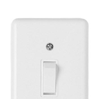 Interruptor 1 Sessão 4x2 250V Ilumi