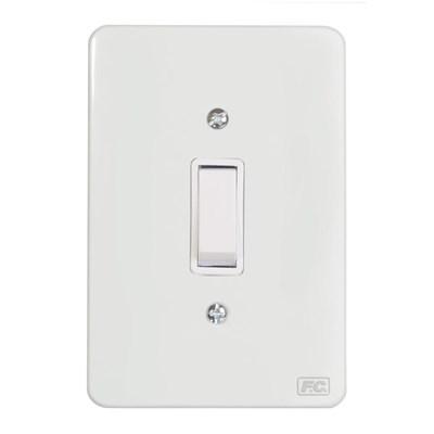 Interruptor 1X Simples Branco FC