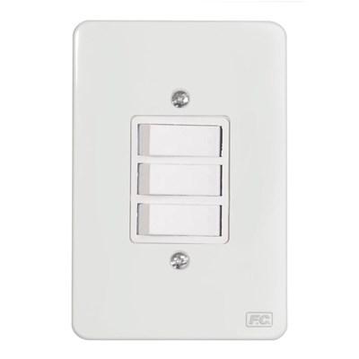 Interruptor 3X Simples FC