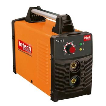 Inversora para Solda SMI160 Intech Machine e Eletrodo Solda Elétrica 2,50mm Vonder
