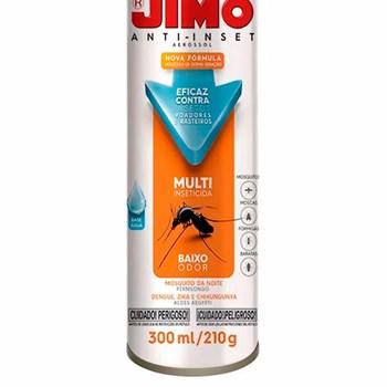 Jimo Contra Inseto Aerossol 300ml Jimo
