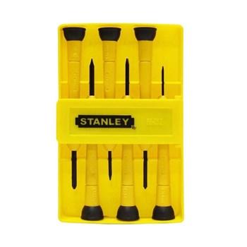 Jogo de Chave Precisão 6 Peças Stanley