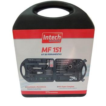 Jogo De Ferramentas 151 Peças MF151 Intech Machine