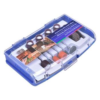 Kit para Mini Retifica com 31 Peças p/ Lixar e Gravar Dremel