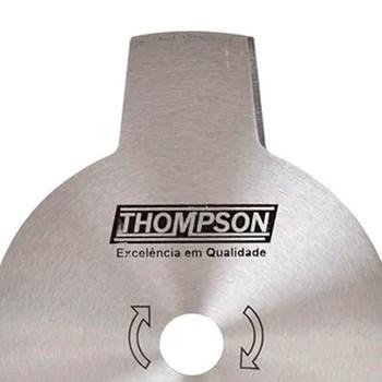 Lâmina Para Roçadeira Furo De 1'' 3 Pontas Thompson