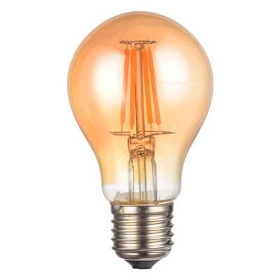Lâmpada Filamento Bulbo A 4w Bivolt 2200k Kian