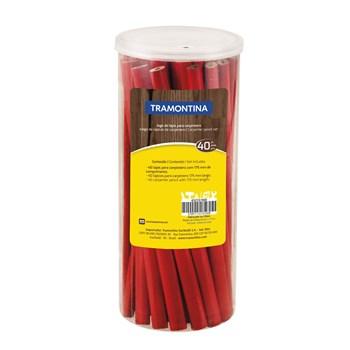 Lápis Carpinteiro Tramontina Cx 40pçs